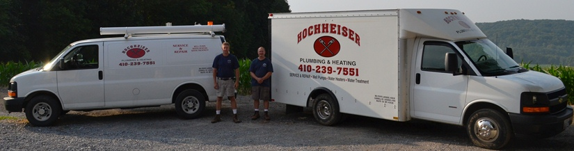 Hochheiser Plumbers in Carroll County MD